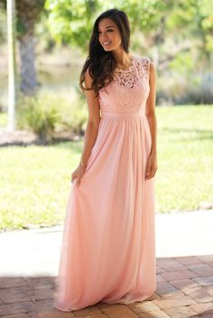 Awesome Our best seller Pink Crochet Maxi Dress with Tulle Back has been
