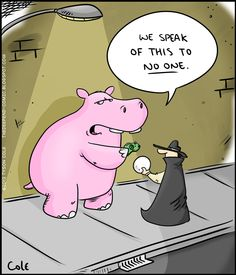 hmmmm bacon and eggs for the pink guy?