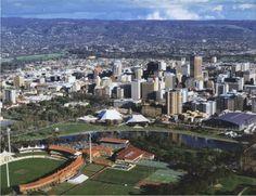 Adelaide city of churchs