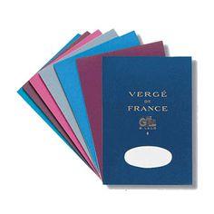 G. Lalo Verge De France A5 Writing Paper