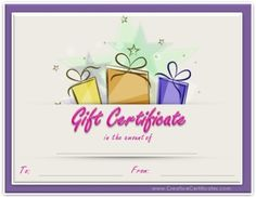 Printable Gift Vouchers Template Free Printable Dolly Birthday Gift Certificate Template .