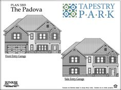 The Padova Elevation