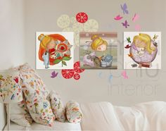 C.10 | Cuadros para habitaciones infantiles