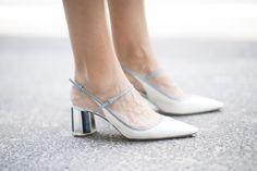 La altura perfecta #NY #funny #sunny #days #summer #ootd #streetstyle #MiuMiu #heels #TimurEmek #lifestyleblogger #fashionblogger #moalmada