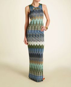 Charlie Jade Silk Jersey Cut Out Maxi Dress from South Moon Under