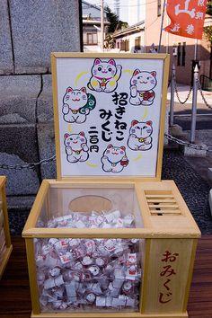 Maneki neko  charms   Flickr