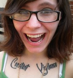 Not sure about Harry Potter tattoos generally, but this one is pretty much covered in awesome.