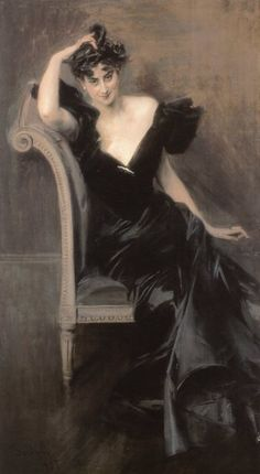 Hand painted reproduction of the painting Madame Veil Picard by Giovanni Boldini. Commission your beautiful hand painted reproduction of Madame Veil Picard. Giovanni Boldini, John Singer Sargent, Italian Painters, Italian Artist, Woman Painting, Figure Painting, Cave Painting, Painting Abstract, Abstract Landscape