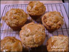 Recette Muffins à l'érable et aux noix - Recettes du Québec
