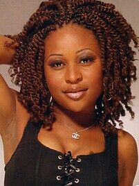 30 hot kinky twists hairstyles to try in 2017 protective styles kinky twist pmusecretfo Images