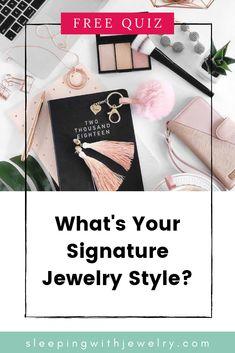 Grab our free jewelry style mini-guide to help accessorize your look. Tassel Jewelry, Tassel Earrings, Pearl Jewelry, Jewelry Gifts, Vintage Jewelry, Hoop Earrings, Ear Crawler Earrings, Fashion Accessories, Fashion Jewelry