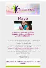 Mayo, mes de los festejos