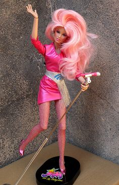 Jem The Holograms - 2012 Integrity toys dolls hasbro - fashion royalty by super.star.76, via Flickr