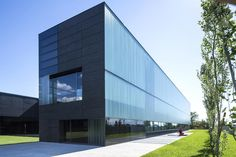 FABER HEADQUARTERS by GEZA Gri e Zucchi Architetti Associati