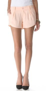 Alice + olivia Butterfly Shorts on shopstyle.com