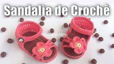 O maior sucesso aqui no #crochedamimi é o #passoapasso desta #sandaliadecroche para #bebe. Quer aprender ela também? Então separe sseus materiais e bom #croc...