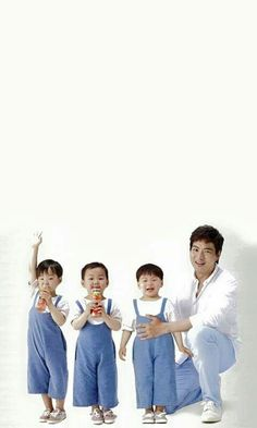 "Fans of ""Superman Returns"" Kept on Edge With Song Il Gook's Drama Decision Still Up in the Air Cute Kids, Cute Babies, Song Il Gook, Man Se, Superman Baby, Song Triplets, Miss You Guys, Korean Shows, My Bebe"
