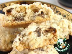 Печенье «1 минута и много часов» - кулинарный рецепт