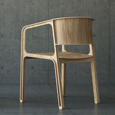 Beams Chair by Eric and Johnny Design Studio