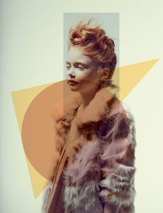 Kids fashion for Papier Mache magazine fall 14 shot by Piotr Motyka,