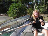 Båtluffarleden Stockholms skärgård :: Vandringstjejen