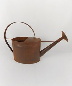 This Medium Watering Can is perfect! #zulilyfinds ($17) Want this!