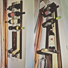 Amazing Wine rack made in italy by woodideas!!