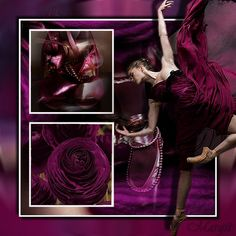 Fotó - Google Fotók Balerina, My Mood, Photomontage, Photo And Video, Mood Boards, Plum, Burgundy, Color, Google