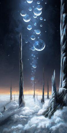 Lord of the moons by JustV23.deviantart.com on @deviantART