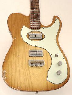 Fano Guitars Alt de Facto TC6 Faded Tea Burst