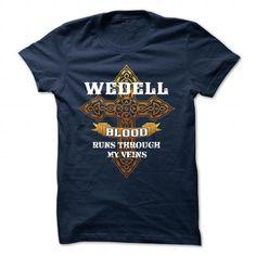 Cool I Love WEDELL Hoodies T-Shirts - Cool T-Shirts