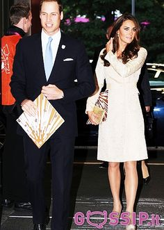 Il principe Willam e Kate Middleton alla cerimonia inaugurale della Paralimpiade, Harry non c'è: le foto - Foto e Gossip by Gossip News