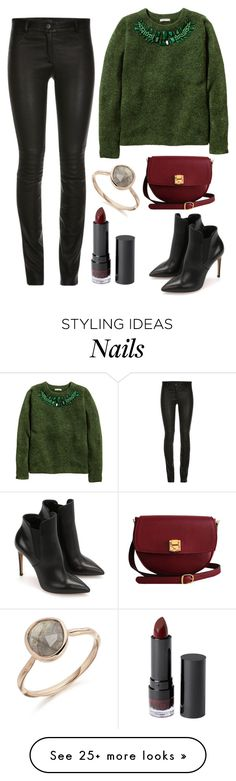 """""""Whatever"""" by marin-marine on Polyvore featuring H&M, The Code and Monki"""