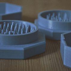 3D print weed grinder