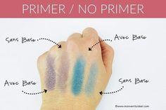 Comment choisir un primer pour le maquillage des yeux ?