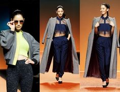 Clara models for VanHart di Albazar (반하트 디 알바자) 2015 S/S Collection. #서울패션위크 #sfw #seoulfashionweek ©반하트 디 알바자