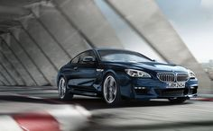 BMW 6 Series Coupé: Start page