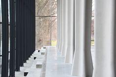 Kunst auf tausend Trägern - Museumsanbau von Riccioti und PhD in Lüttich