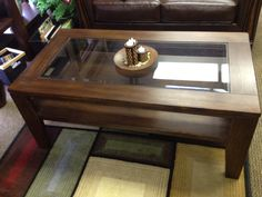 Deluxe Coffee Table option  #coffeetable