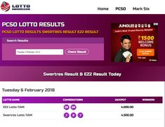 14 best Lotto Results images in 2013 | Lotto results, Lottery games