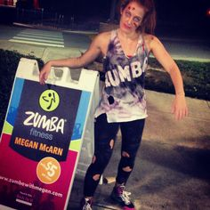 Happy Halloween from Zumba With Megan!!