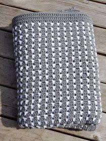 Crochet Afghans, Modern Crochet Blanket, Crochet Blanket Patterns, Baby Blanket Crochet, Crochet Stitches, Crochet Girls Dress Pattern, Crochet Braid Pattern, Crochet Diy, Manta Crochet