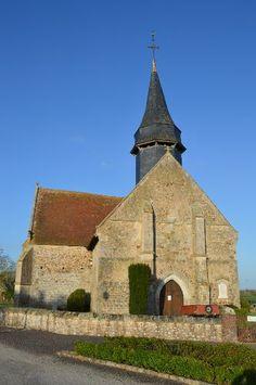 Eglise Notre-Dame te Dame-Marie (Eure 27)