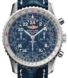 Breitling Navitimer Cosmonaute AB0210B4/C917-732P – Mens Luxury Watches