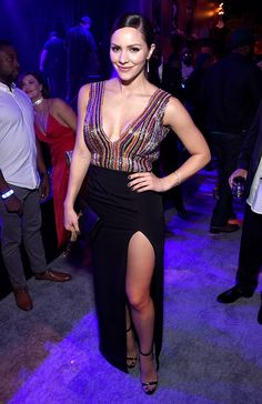 Katharine McPhee, 2017 Grammys After Party