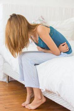 L'endométriose, une maladie chronique de l'utérus qui peut être une cause d'infertilité si elle n'est pas soignée, provoque des règles extrêmement douloureuses.
