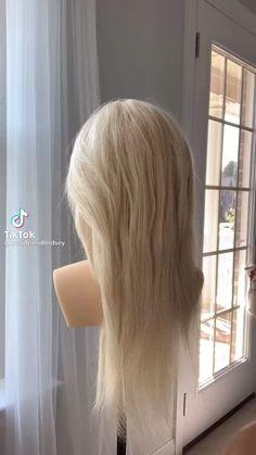 Hairdo For Long Hair, Bun Hairstyles For Long Hair, Work Hairstyles, Hair Up Styles, Hair Affair, Great Hair, Hair Videos, Hair Designs, Hair Hacks
