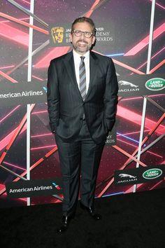 Pin for Later: Die Hollywood-Stars feierten bei den Britannia Awards Steve Carell