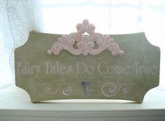 Shabby Chic Benvenuto Sign Door Sign dekoschild Plates Cottage Vintage