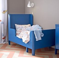 Ikea busunge toddler bed